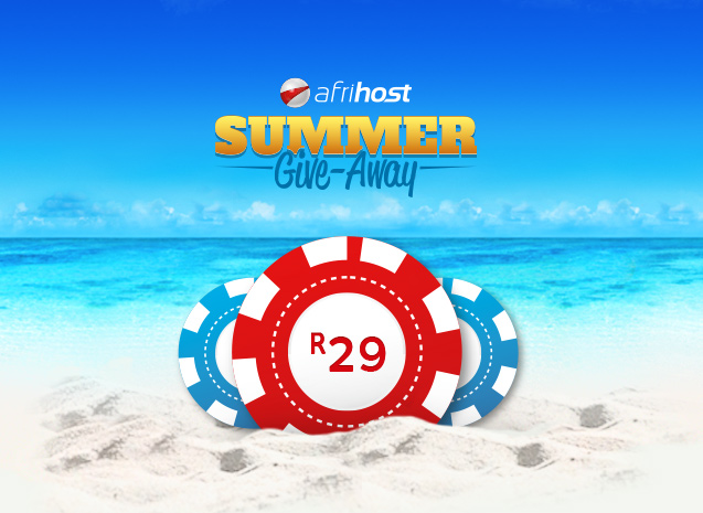 Summer Give-away : 29Bucks Bonanza